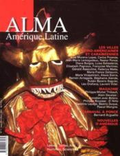 Revue alma t.1 ; amerique latine ; les villes latono-americaines et caraibeennes - Couverture - Format classique