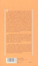Poltava ; le cavalier de bronze - 4ème de couverture - Format classique
