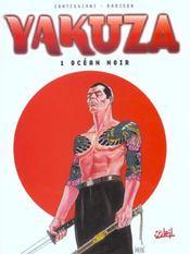 Yakuza t.1 ; océan noir - Intérieur - Format classique