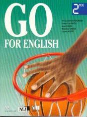 Go for english 2nde (afrique de l'ouest) - Couverture - Format classique