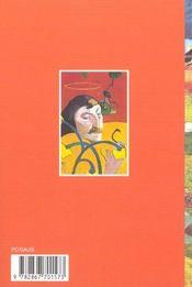 Paul Gauguin ; l'oeil sauvage - 4ème de couverture - Format classique