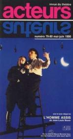 Acteurs no 79-80 mai juin 1990 - revue du theatre - Couverture - Format classique