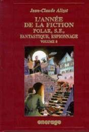 Annee De La Fiction 96/8 (T32) (L') - Couverture - Format classique
