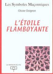 Etoile flamboyante (l') - Intérieur - Format classique