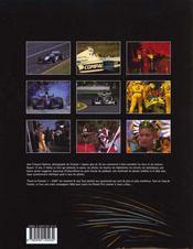 Toute la formule 1 2000 - 4ème de couverture - Format classique