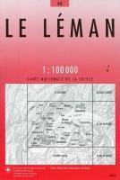 Le leman - Couverture - Format classique