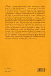 Des laines qui eclairent ; une anthologie, 1978-2009 - 4ème de couverture - Format classique