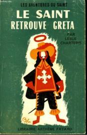 Le Saint Retrouve Greta. Les Aventures Du Saint N° 75. - Couverture - Format classique