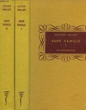 Sans Famille. En 2 Tomes. Collection Flammarion . - Couverture - Format classique