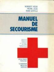 Manuel de secourisme - Couverture - Format classique