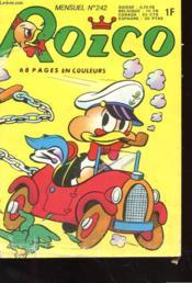 Roico - Mensuel N° 242 - Couverture - Format classique