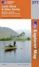 **Ben Cruachan Loch Etive - Couverture - Format classique