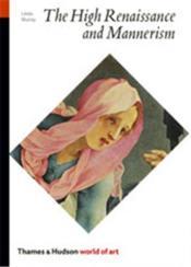 The high renaissance and mannerism (world of art) - Couverture - Format classique