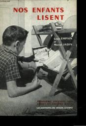 Nos Enfants Lisent - Couverture - Format classique