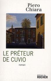 Le prêteur de Cuvio - Intérieur - Format classique