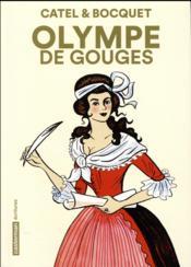Olympe de Gouges - Couverture - Format classique