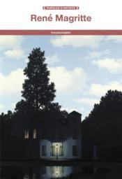 René Magritte - Couverture - Format classique