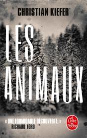 Les animaux - Couverture - Format classique