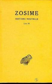 Histoire nouvelle t.2 ; livre 3 (1ère partie) - Couverture - Format classique