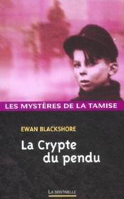 La Crypte Du Pendu - Couverture - Format classique