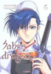 Sabre Et Dragon T.6 - Couverture - Format classique