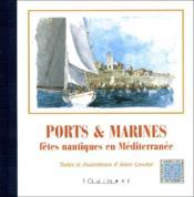 Ports et marines - Couverture - Format classique