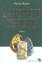 Prophetie des pierres - Intérieur - Format classique