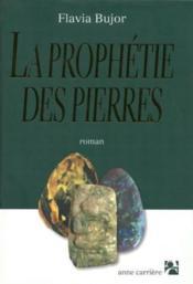 Prophetie des pierres - Couverture - Format classique
