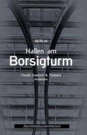 Berlin hallen am borsigturm - Couverture - Format classique