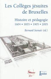 Les Colleges Jesuite De Bruxelles - Couverture - Format classique