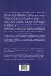 Ayrton senna au fil du temps - 4ème de couverture - Format classique