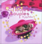Moules souples et papillottes - Couverture - Format classique
