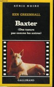 Baxter - Couverture - Format classique