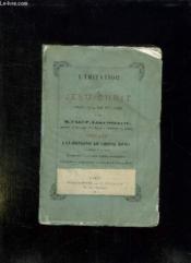 L Imitatiou De Jesu Chrit. Texte En Bearnnais. - Couverture - Format classique