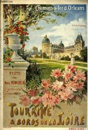 Touraine & Bords De La Loire - Couverture - Format classique