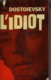 L'Idiot - Couverture - Format classique