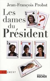 Les dames du Président - Intérieur - Format classique
