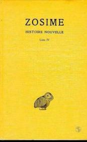 Histoire nouvelle t.2 ; livre 4 (2ème partie) - Couverture - Format classique
