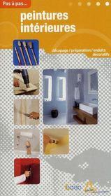 Peintures intérieures - Intérieur - Format classique