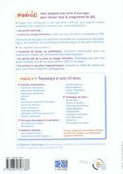 Pneumologie et soins infirmiers ; 2e édition - 4ème de couverture - Format classique