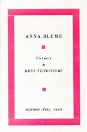 Anna Blume - Couverture - Format classique