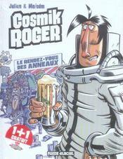 Cosmik Roger t.4 ; les rendes-vous des anneaux - Intérieur - Format classique