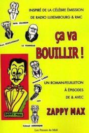 Ca Va Bouillir ! - Couverture - Format classique