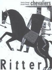 Chevaliers - Ritter - Intérieur - Format classique