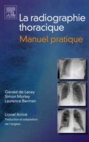 Radiographie du thorax - Couverture - Format classique