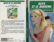 Alice et le diadème - Couverture - Format classique