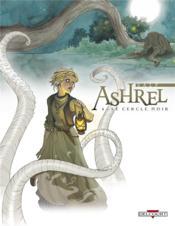 Ashrel t.4 ; le cercle noir - Couverture - Format classique