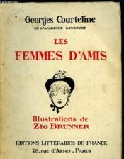 Les Femmes D'Amis - Couverture - Format classique