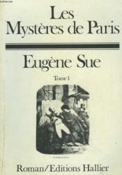 Les Mysteres De Paris. Tome 1 - Couverture - Format classique