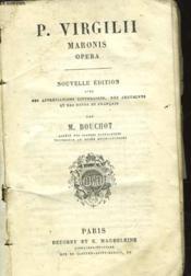 Maronis Opera - Couverture - Format classique